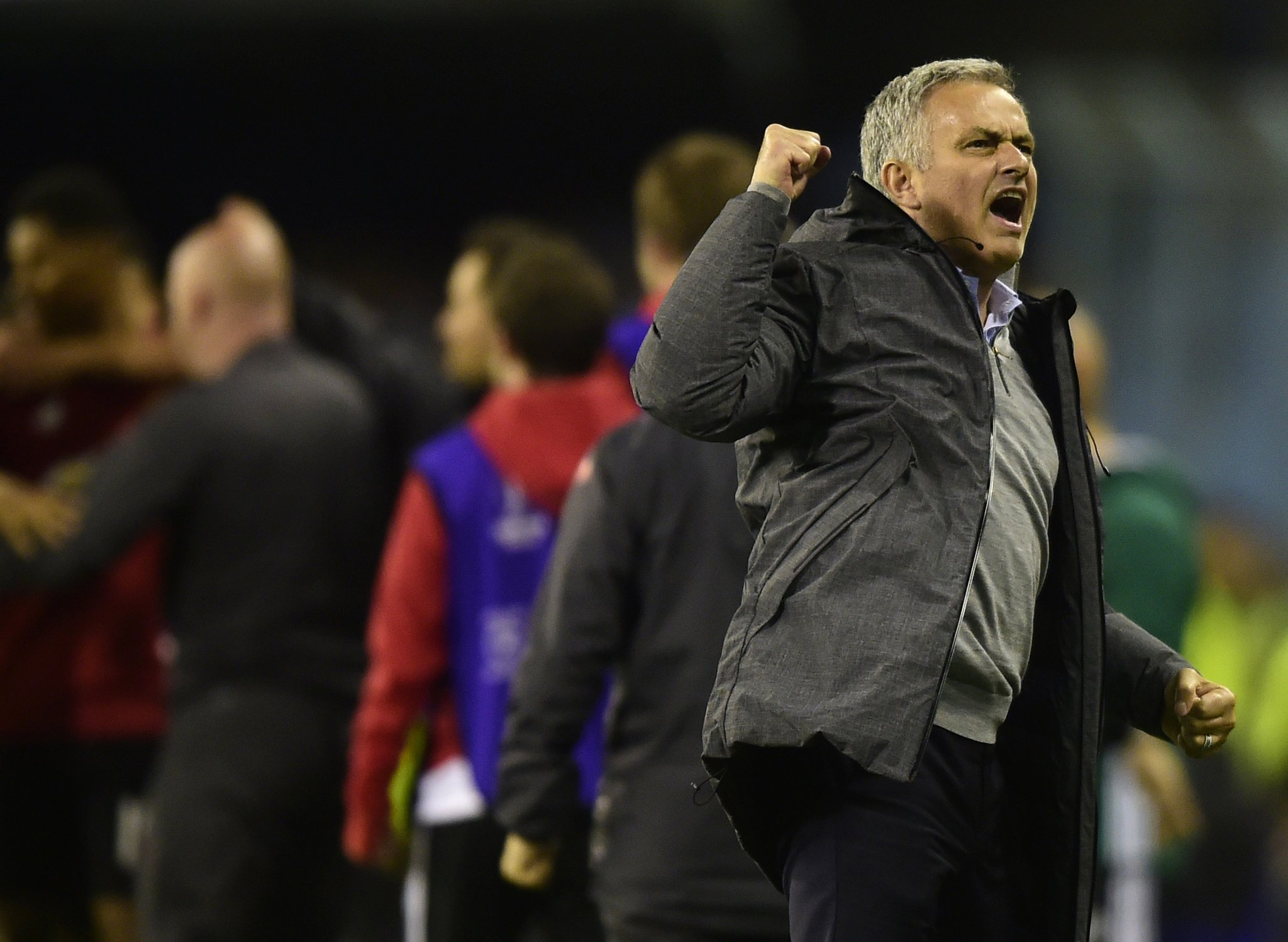 Mourinho Unhappy With United's Missed Chances Despite Win, Praises Rashford