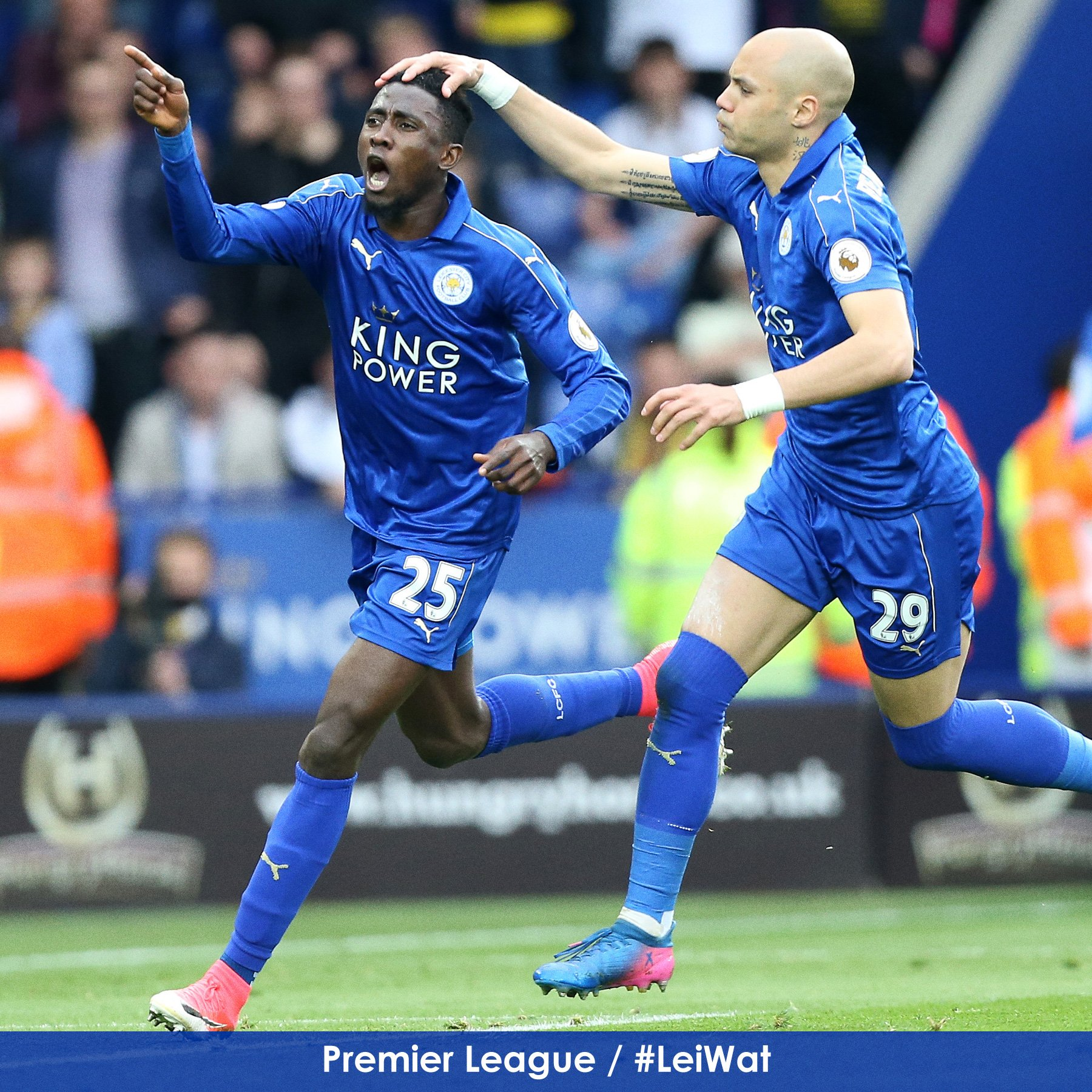 Ndidi Scores 2nd EPL Goal In Leicester Victory, Anichebe Wins With Sunderland