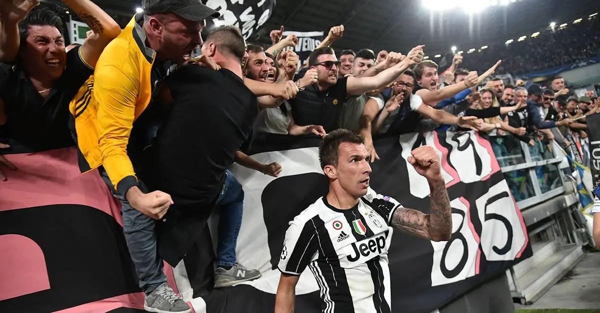 Juventus Ease Past Monaco Into Champions League Final