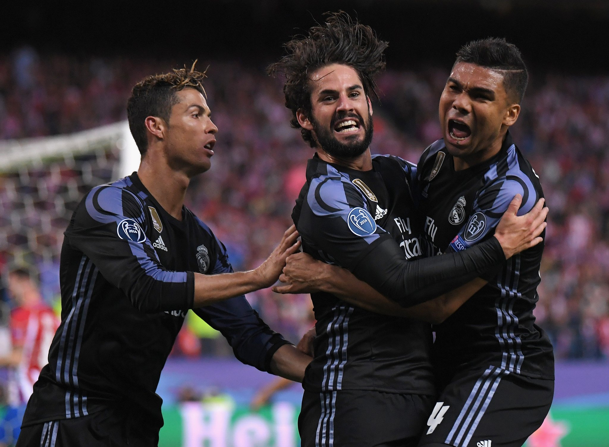 Real Madrid Cruise Into Champions League Final Despite Atletico Defeat