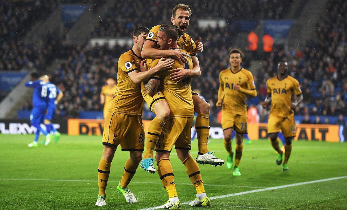 Ndidi, Musa Humiliated With Leicester As Kane, Spurs Run Riot