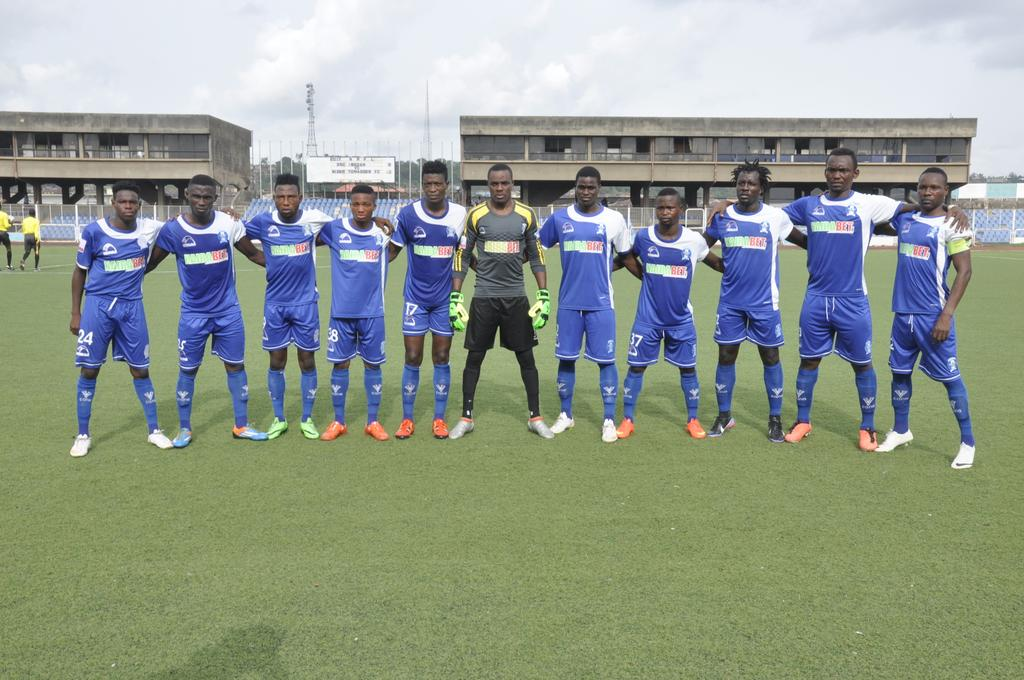 3SC Players Lament, Owed Four Months Salaries
