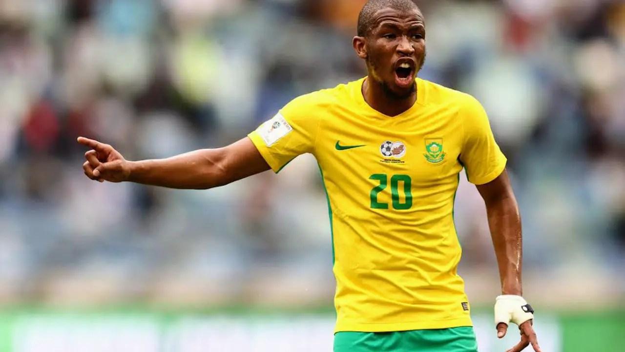 Bafana Star Mokotjo Out Of Super Eagles Clash, Ex-Madrid Player Phiri In