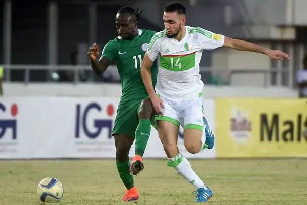 Madjer: Algeria Will Defend Honour Vs Super Eagles