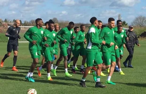 Adepoju: Eagles Performance Vs Corsica More Important Than Result