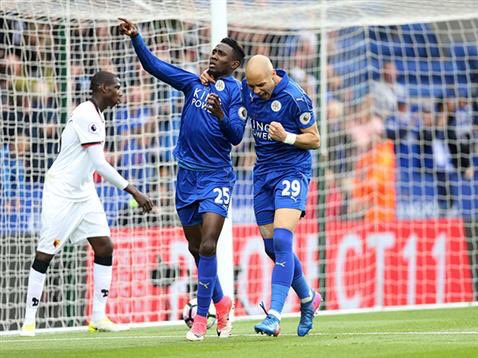 Ndidi Relishes Leicester's Safety From Relegation