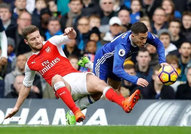 Arsenal Vs Chelsea FA Cup Final Divides Nollywood Stars