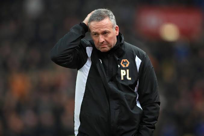 Ikeme's Manager At Wolves, Paul Lambert, Sacked