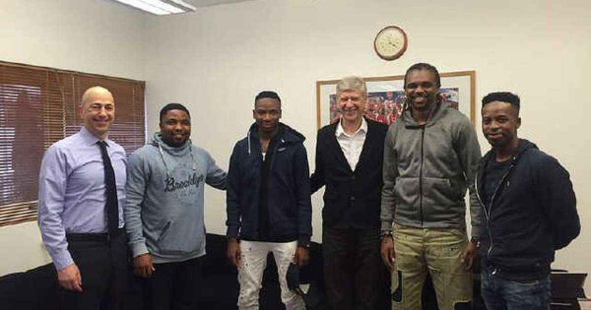 Nwakali's Agent To Hold Talks With Wenger Over Arsenal Future