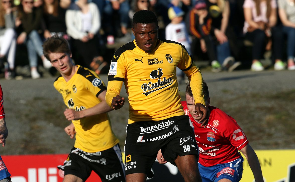 Salami, Gabriel Score In KuPS Win; Nwofor On Target For Trencin
