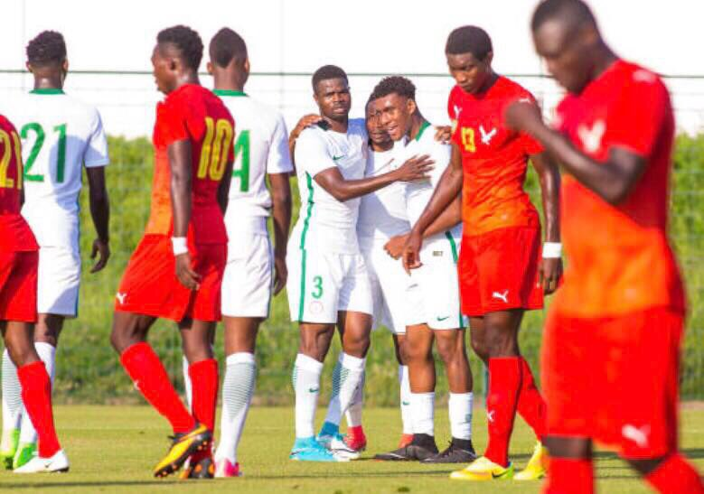 Echiejile: Super Eagles In Great Shape For Bafana Clash