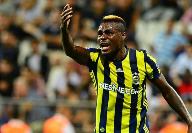 Fenerbahce Place €2m Transfer Fee On Emenike