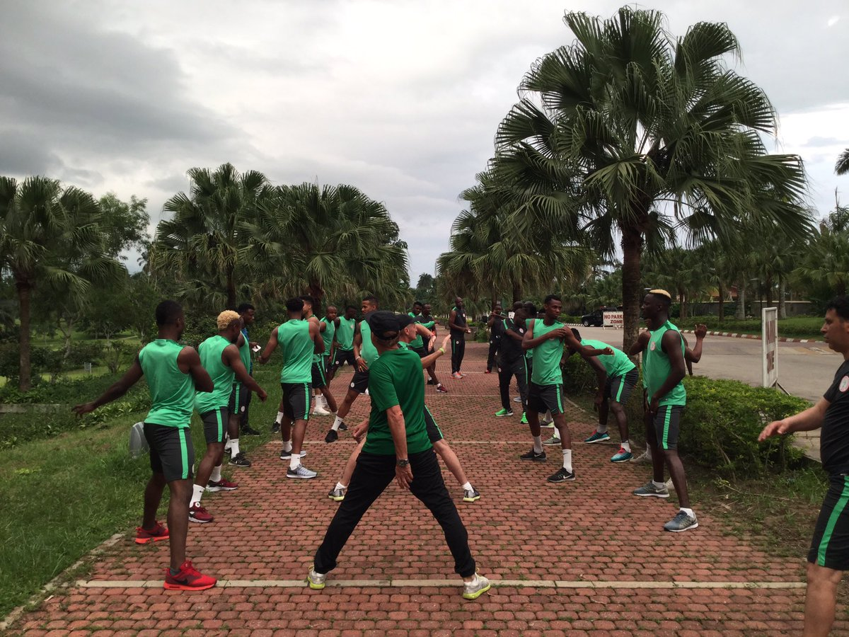 Shorunmu: Young Super Eagles Will Handle Bafana Pressure