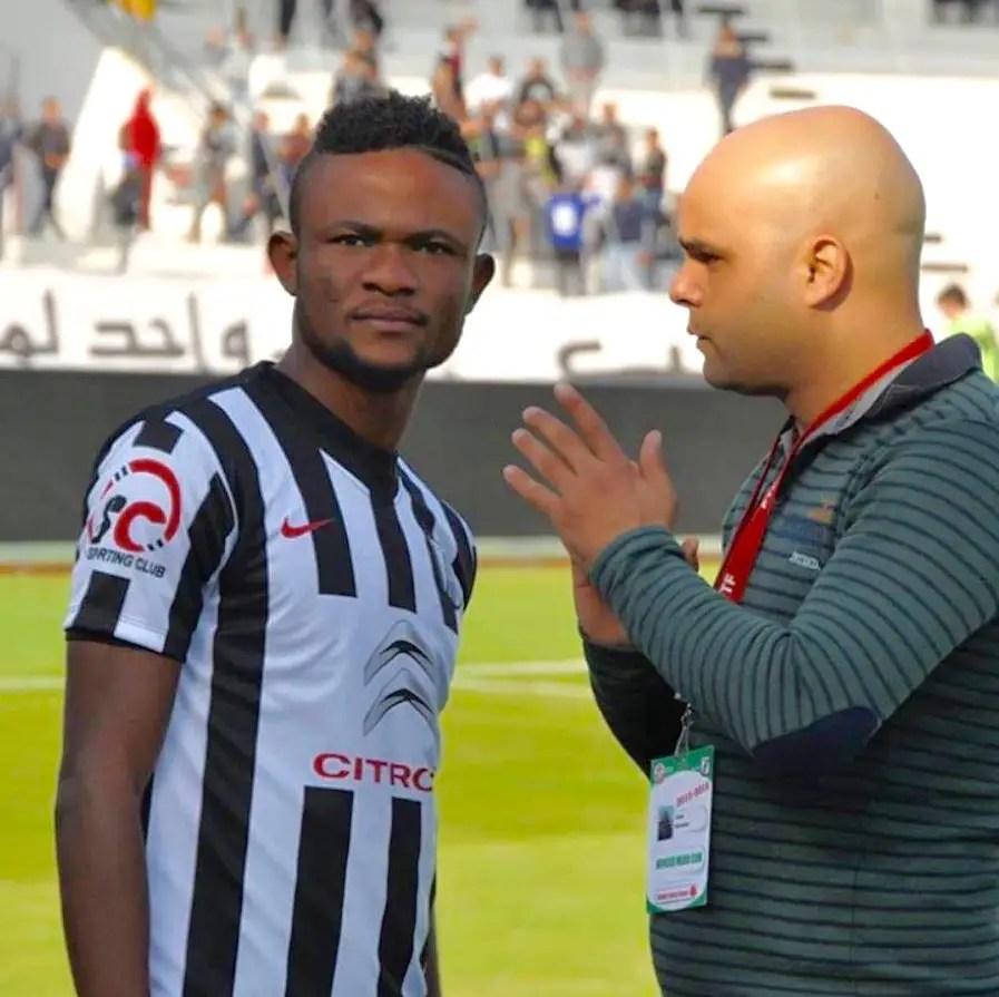 CS Sfaxien Midfielder, Sokari: Eagles Need More Africa-Based Players
