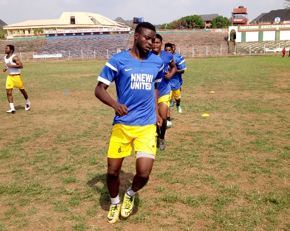 Bet9ja NNL: Club Owner Chukwuma Declares 'Naira Rain' As Nnewi United Maul First Bank 3-0