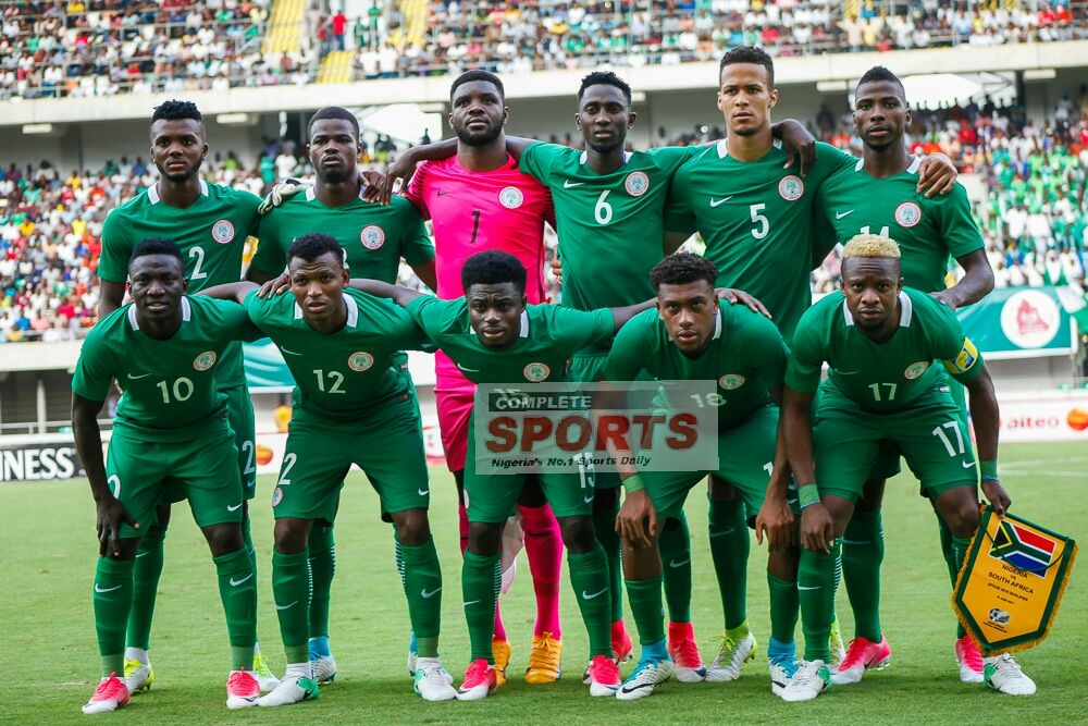 Esin: Eagles Must Be Wary Of 'Wounded Lions', Cameroon