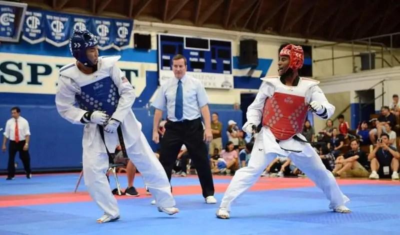 Nigeria's Samson Crashes Out of World Taekwando Championship, Kolade FightsOn Friday