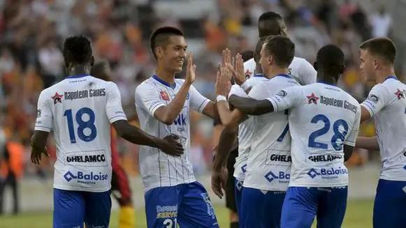 Kalu Scores As Gent EdgeRC Lens In Pre-Season Friendly