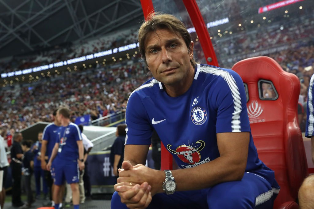 Conte: Chelsea Must Avoid Another 'Mourinho Season'