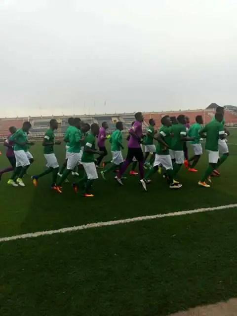 CHAN Eagles To Represent Nigeria In WAFU Cup