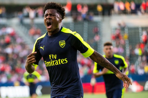 Akpom, Gibbs, Debuchy Set For Arsenal 'B' Friendly Vs Fifth-Tier Side