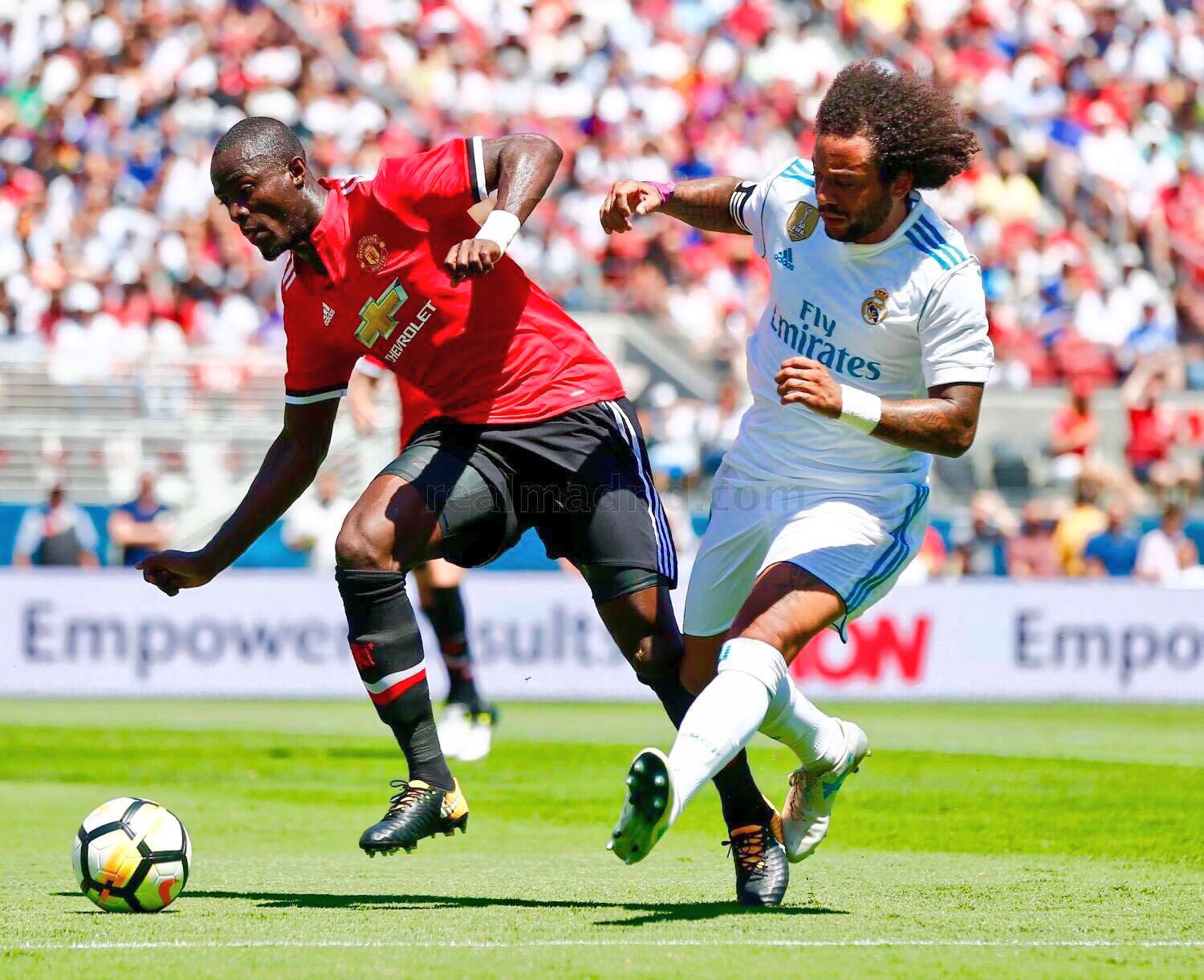 UEFA Extend Man United Defender Bailly's Ban
