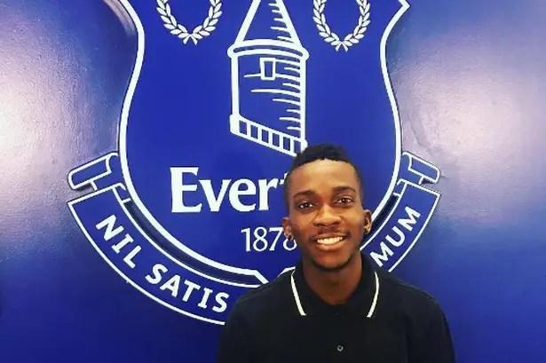 Gunners Legend Wright Sad Onyekuru Picked Everton Over Arsenal