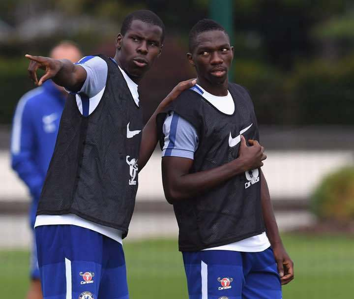 Omeruo Makes Chelsea Squad For Crawley Town Friendly