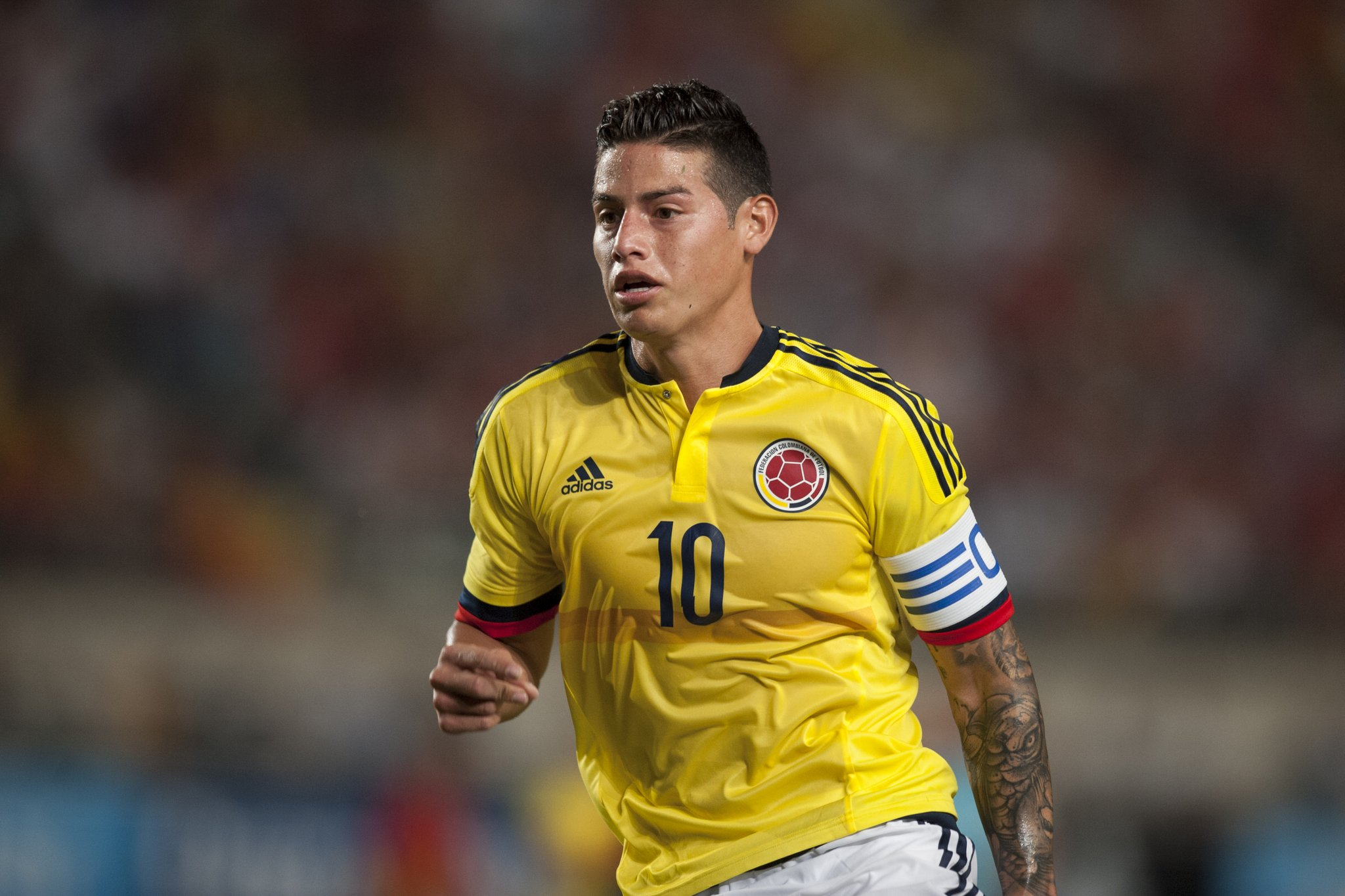 James Rodriguez Joins Bayern On Loan From Madrid