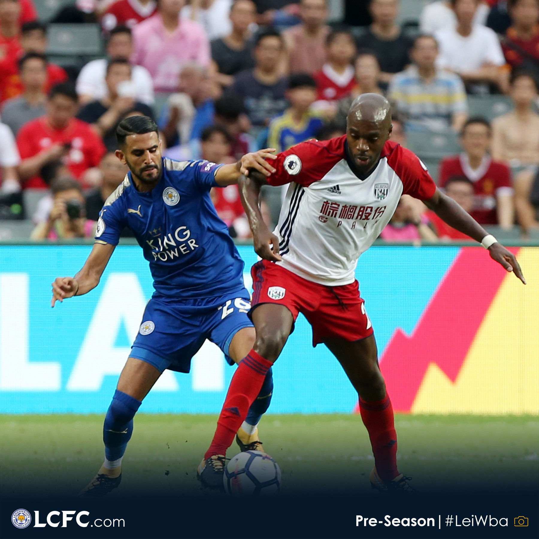 Ndidi, Mahrez Star, Musa Benched As Leicester Edge West Brom