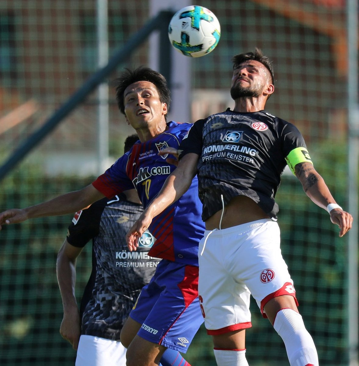 Utaka Scores, Balogun In Action In Pre-Season Clash