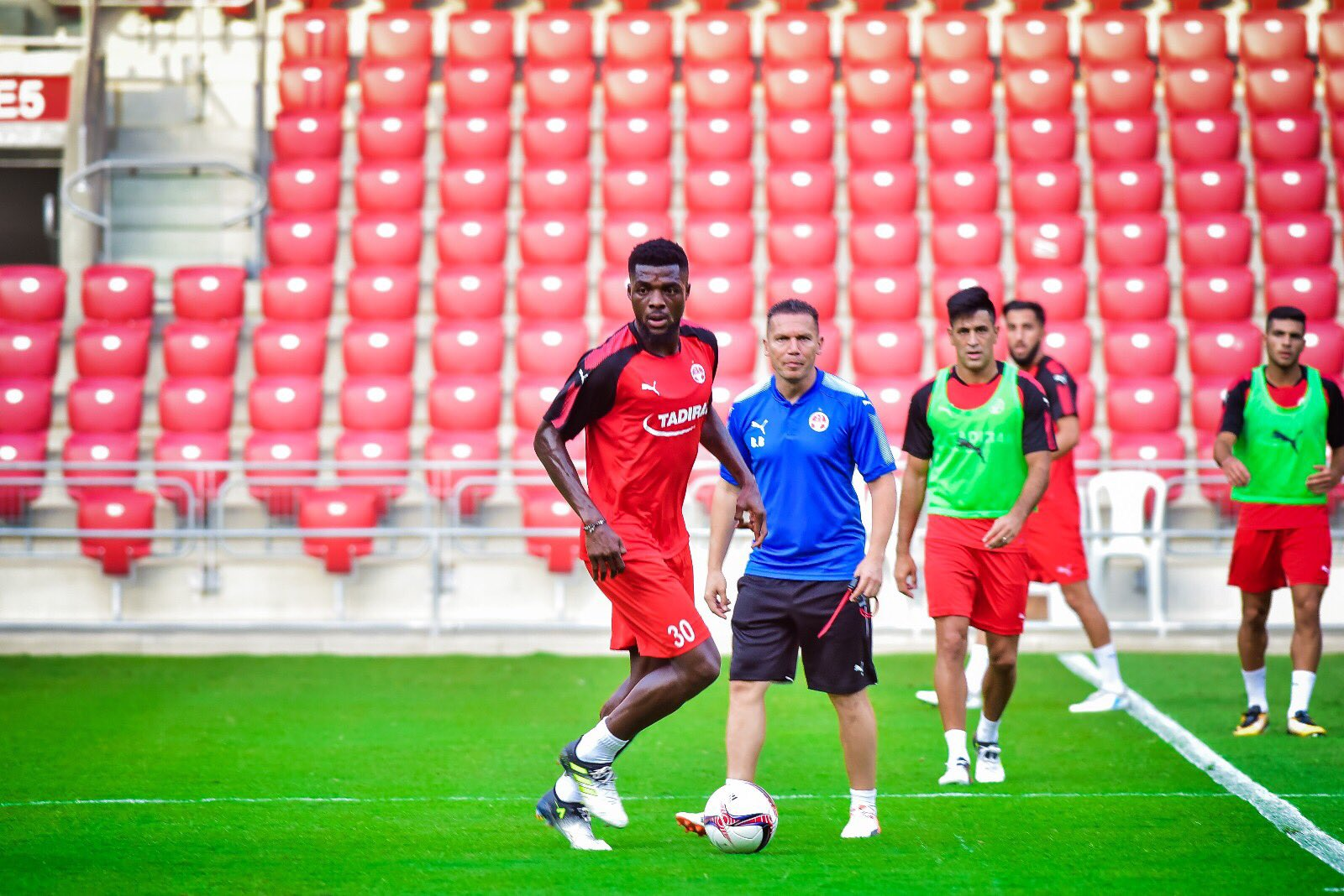 """UCL: Ogu """"Ready"""" For Ludogorets Clash As Ajax, Nigerian Stars Chase Play-Off Spots"""