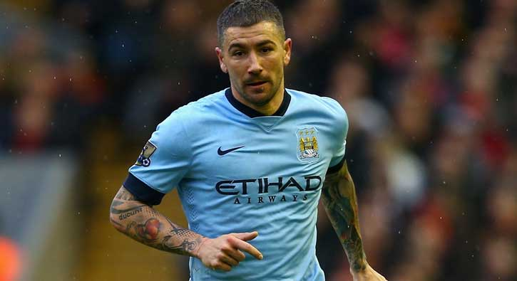 Kolarov Submits Transfer Request At Man City, To Join Roma
