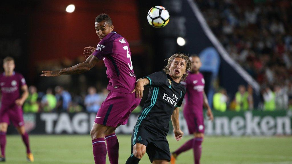 ICC: Rampant Man City Thump Real Madrid In Five-Goal Thriller