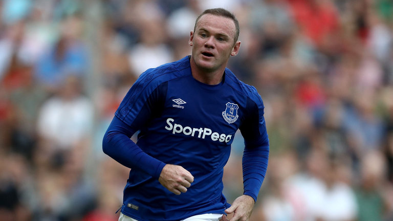 Mourinho: I Miss Influential Rooney, Sure Everton Will Be Great For Him