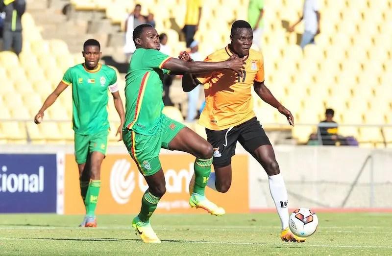 Nigeria's  2018 World Cup Race Foes Zambia Lose COSAFA Cup Final To Zimbabwe