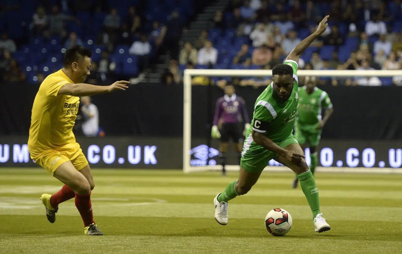 Star Sixes: Aiyegbeni Grabs Brace, Amokachi On Target As Ex-Super Eagles  Stars Pip China