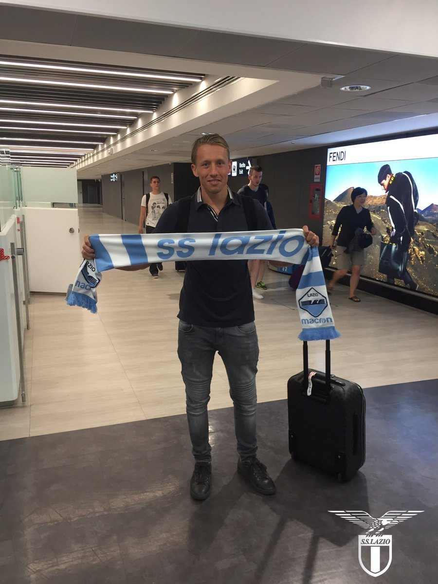 Lucas Joins Lazio, Ends10-Year Illustrious Liverpool Career
