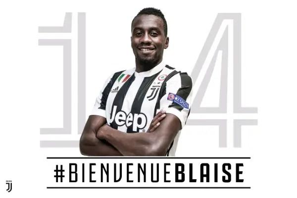 Juventus Complete €30m Matuidi Move From PSG