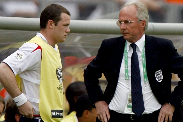 Eriksson: Rooney Has Retired From England Too Early