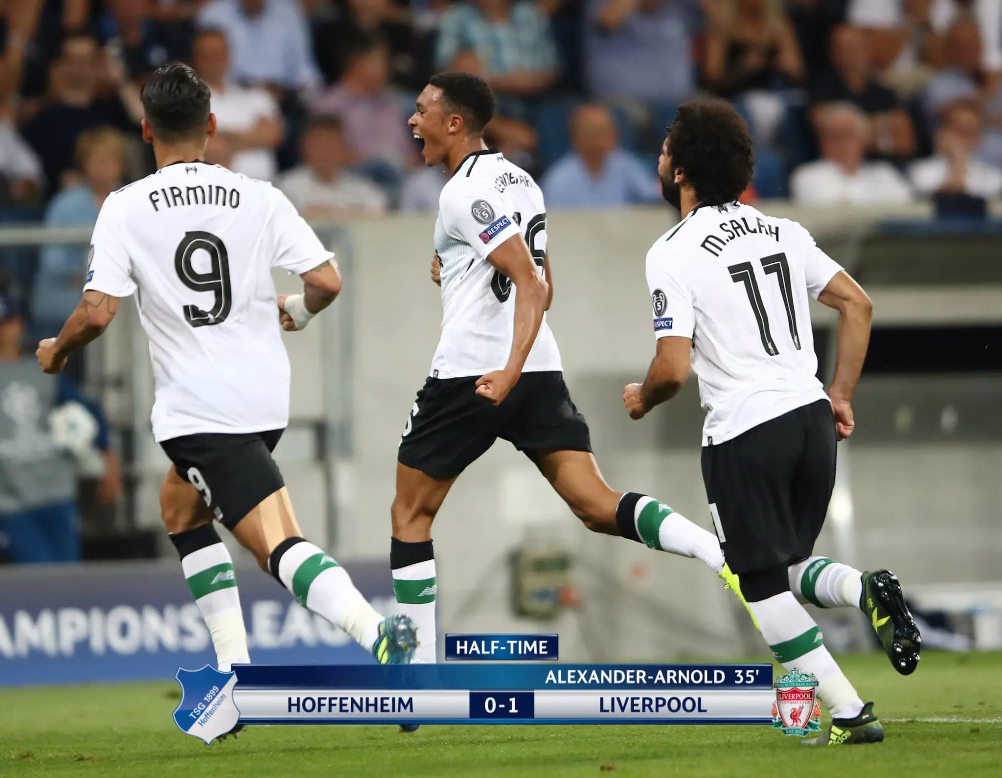 UCL Play-Offs: Samuel Wins Away With CSKA, Liverpool Edge Hoffenheim