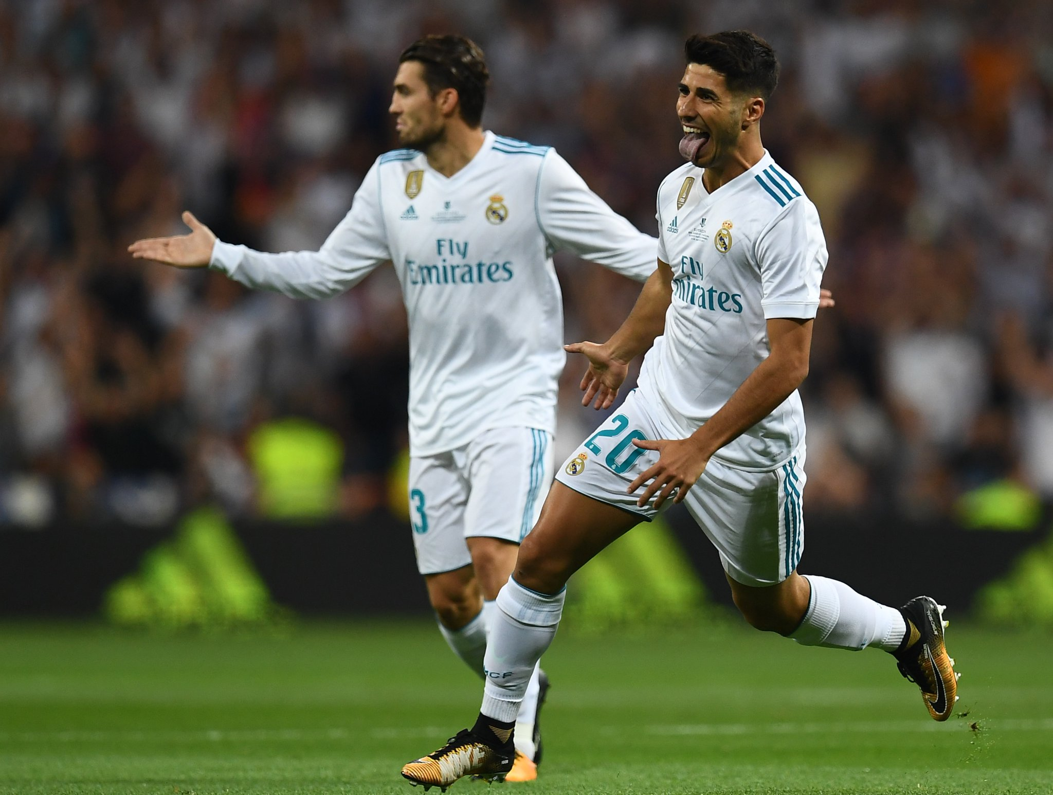 Asensio Sparkles As Madrid Outclass Barca To Win Spanish Super Cup