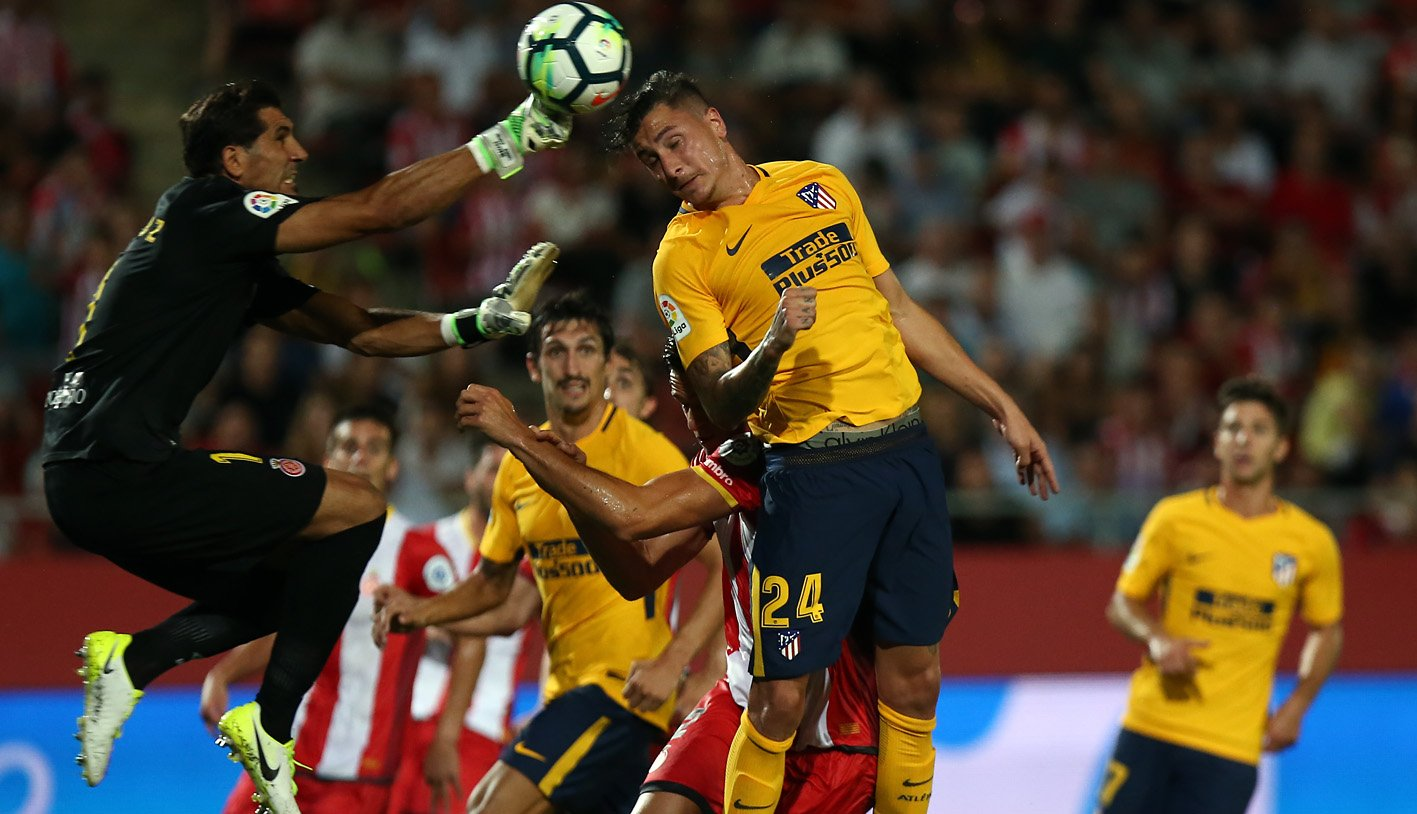 Kayode Makes Girona Debut In Draw With Atletico