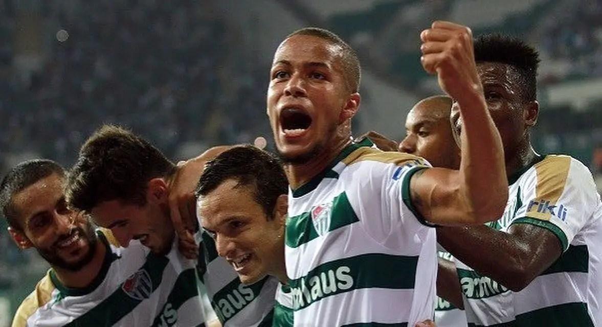 Troost-Ekong Thanks Bursaspor Fans For Massive Support In First League Win