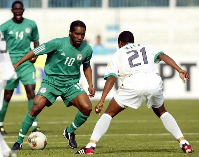 FIFA, NFF, CAF, UEFA, Celebrate Okocha At 44
