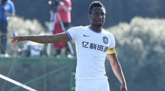 Mikel Backs German Coach To Rescue Tianjin Teda From Relegation Trouble