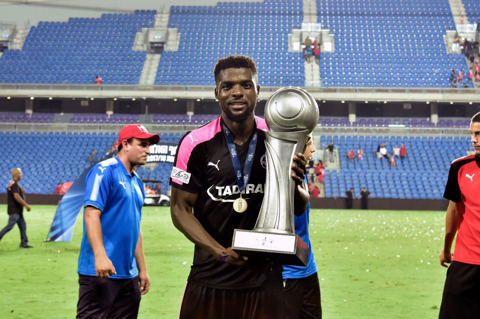 Ogu Close To Champions League 'Dream' After Watching On The Streets