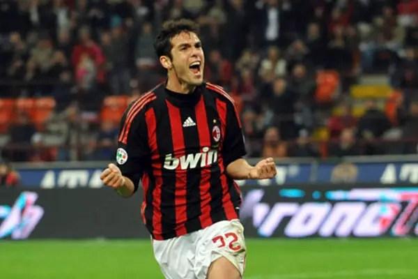 Kaka Hails AC Milan's 'Good Spirit', Urges  Serie A Title Sucess
