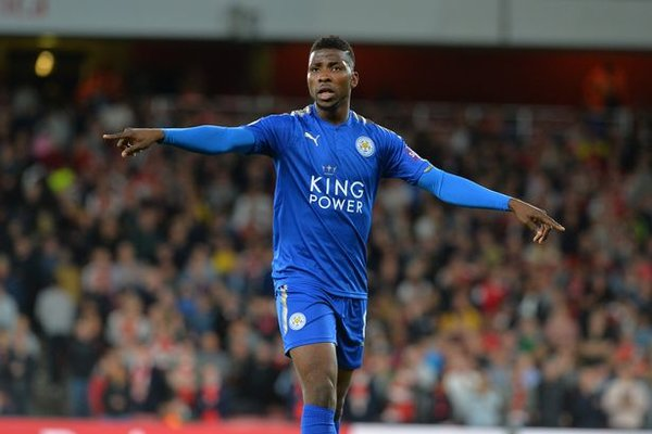 Leicester Boss Shakespeare: Iheanacho Fully Fit, Set To Face Huddersfield