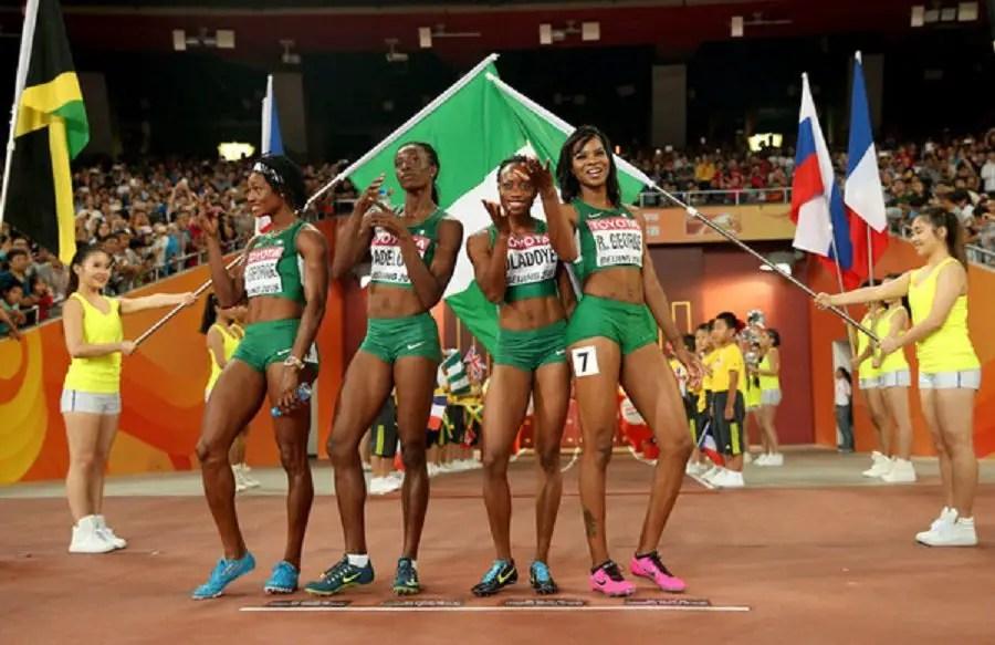 IAAF Worlds: Nigeria 400m Trio Seek History, Get Tough Semis Draws